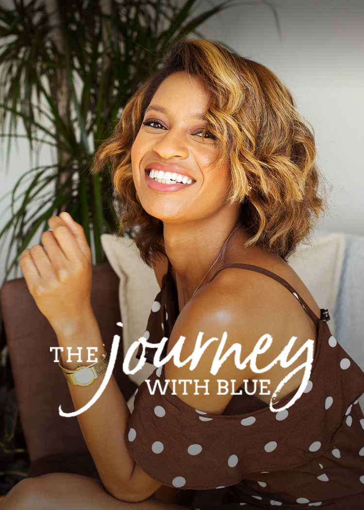 The Journey With Blue