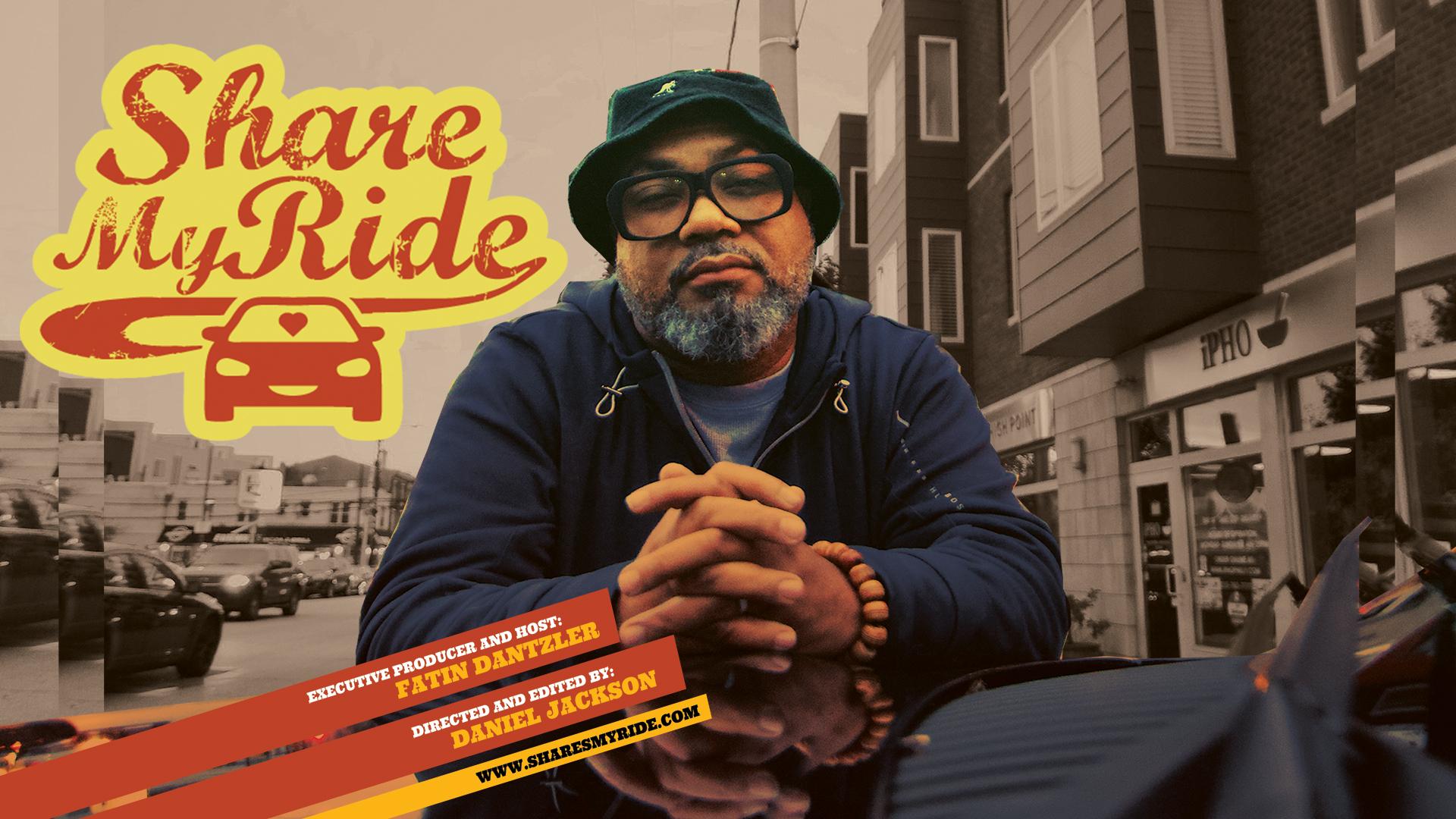 Share My Ride poster (Horizontal)