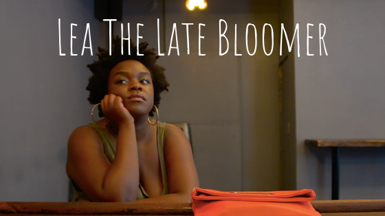 Lea The Late Bloomer Series Poster (Horizontal)