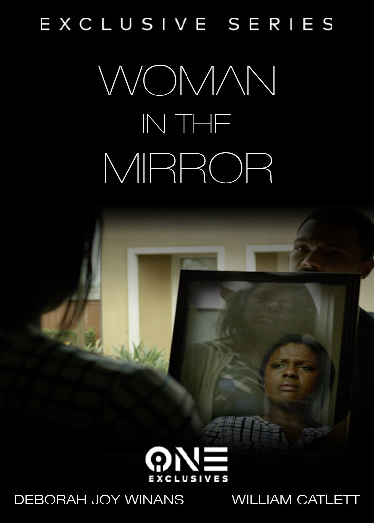 Woman In The Mirror Series Poster