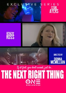 The Next Right Thing Updated Poster